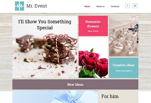 Events Templates