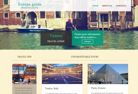 Travel Templates